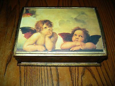 Gold Box RAPHAEL'S ANGELS Beautifully Made in Florence, Italy