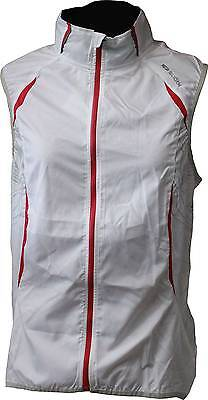 Sugoi Shift 560 Womens Vest White/Red