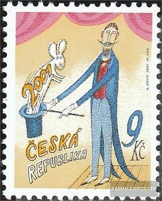 czech republic 279 (complete.issue.) unmounted mint / never hinged 2001 Hase