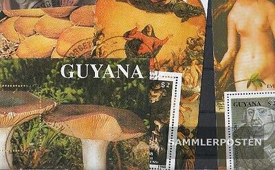 Guyana 10 different pads