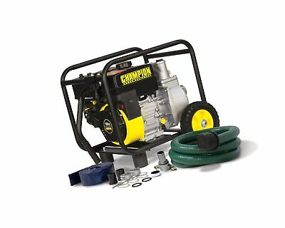 Champion Power Equipment 66520 2 Inch Semi-Trash Water Transfer Pump with... New