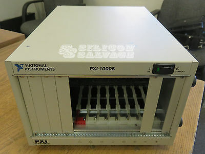 National Instruments 8-Slot PXI Chassis PXI-1000B