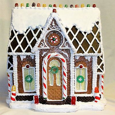 Byers Choice Gundrop Gables Gingerbread House - New