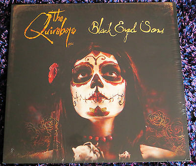 THE QUIREBOYS - Black Eyed Sons - VINYL LP - NEW & SEALED