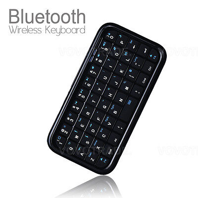 Bluetooth Inalámbrico Mini Teclado para iPad Air / Pro Tablet Android Tab PS3