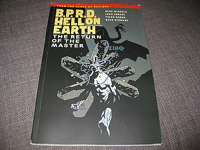 BPRD HELL ON EARTH - Vol 6 - Return of the Master - B.P.R.D. - PB Graphic Novel
