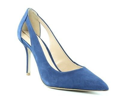 Aldo Miscellaneous Navy Blue Heel Womens size 9 M New $100