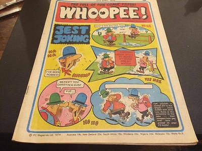 WHOOPEE! Comic - Issue No 8 - UK Paper Comic--27TH APRIL 1974