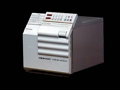 Midmark M9 Ultraclave Dental Lab Steam Autoclave Sterilizer for Instruments
