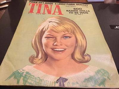 Tina--Comic---No 2---March 4Th 1967