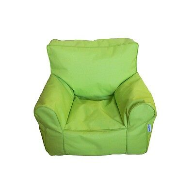 Boscoman - Cozy Youth Lounger Chair Bean bag - Lime