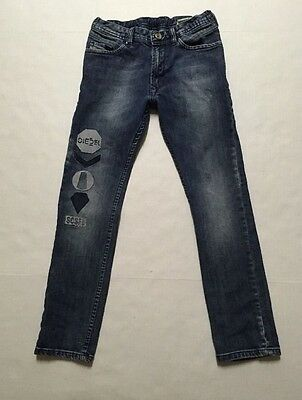 Diesel * POIAK K SP7 * Regular Slim Jeans Boys size 9Y
