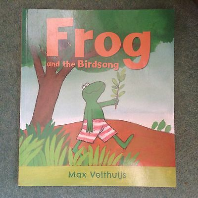 Frog And The Birdsong. Paperback Book.