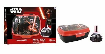 Star Wars Brotdose mit Eau de Toilette 30ml