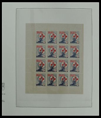 Lot 27180 Thematic collection cinderella's of Red Cross.
