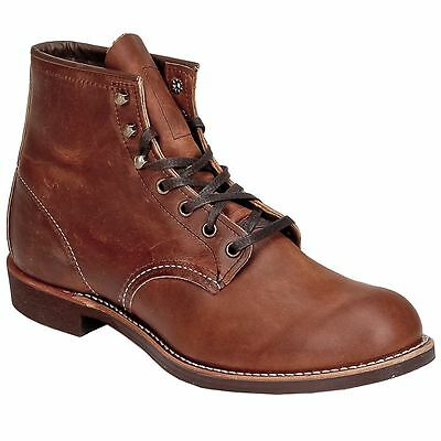 Red Wing 3343 Blacksmith Brown Mens Ankle Boots All Sizes New