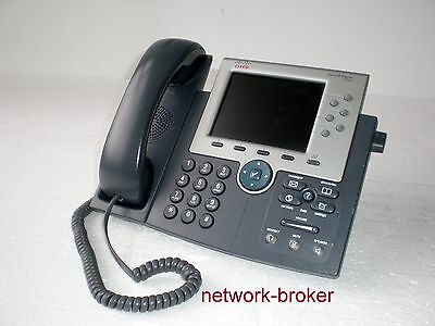 Cisco CP-7965G 7965 IP Phone VoIP Telefon geprüft