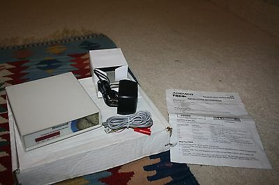 Honeywell ADEMCO CIA Compass Downloading MODEM Communicator, Cable, Power Supply