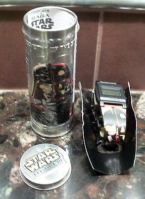 2005 Burger King Star Wars Episode III Revenge of the Sith Watch in Can
