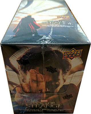 Marvel Doctor Strange Movie Factory Sealed Hobby Master Box