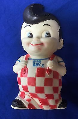 Vintage 1970's Shoney's Big Boy Rubber Bank