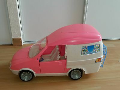 Voiture Camping Car Barbie
