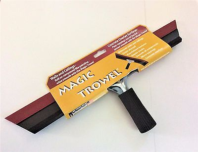 18-Inch Magic Trowel Drywall Smoother - TexMasterTools - NEW