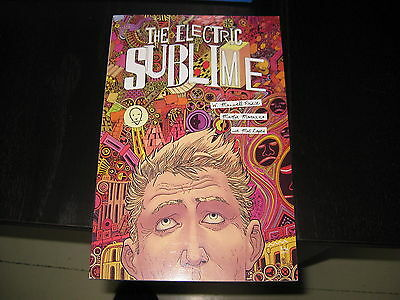 THE ELECTRIC SUBLIME - Vol 1 - W. Maxwell Prince - PB Graphic Novel! NEW