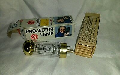 DAK GE Projector Bulb Lamp 500W 120V For Airequipt Bell Howell Argus 500 Watts