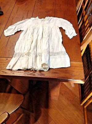 Vintage Early 1900's Christening Dress