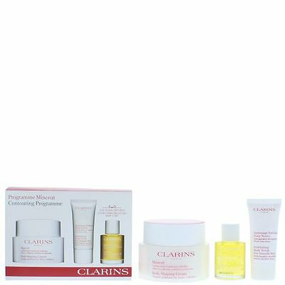 Clarins Body Shaping Cream 200ml Gift Set For Her Women Body Care - Contour