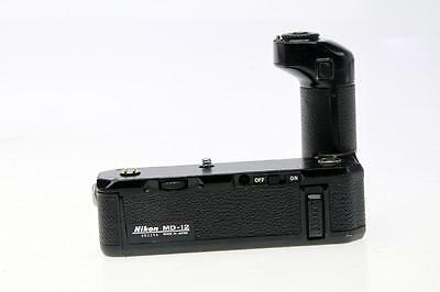 Nikon MD12 Motor Drive for the Nikon FE2 and FM2  Cameras
