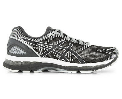 ASICS Men's GEL-Nimbus 19 Shoe - Carbon/White/Silver
