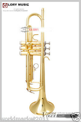 #11 New Upscale Boutique B-flat Hand Polished Musical Instruments Trumpets