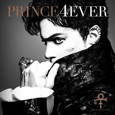 Prince 4Ever 2 Cd Set (Greatest Hits/very Best Of) (2016)