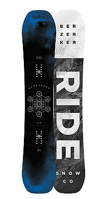 Ride Snowboards - Berzerker All-Mountain Powder Directional Hybrid Camber- 2017