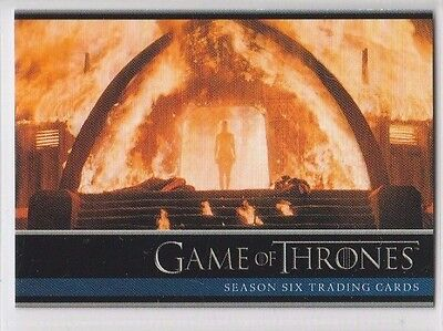 Game Of Thrones Season 6 P1 And P2 Card