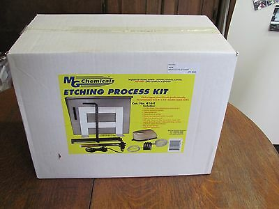 Mg Chemicals Etching Process Kit 416-E  New In Box  With Free  Shipping!