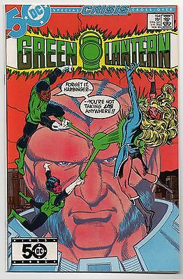 Green Lantern #194, Crisis Cross-Over, NM 9.4, 1st Print, 1985, See Scan