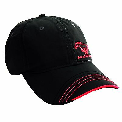 Ford Mustang Gray Tipped Baseball Cap
