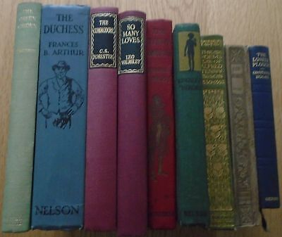 Job Lot/Collection of old hardback books – Collection Only