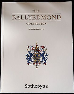 Sotheby's London May 2017 Auction Catalog The Ballyedmond Collection