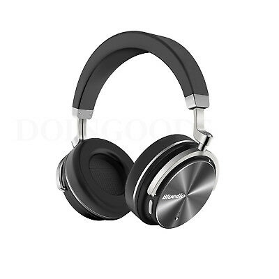 Bluedio T4 Noise Cancelling Bluetooth Headphone Extra Bass Wireless With Mic