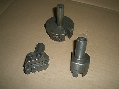 lot of 3 fly cutters
