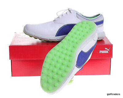 New! 2016 Puma Ignite Golf Spikeless Mens Golf Shoes Size 8Us #d1187