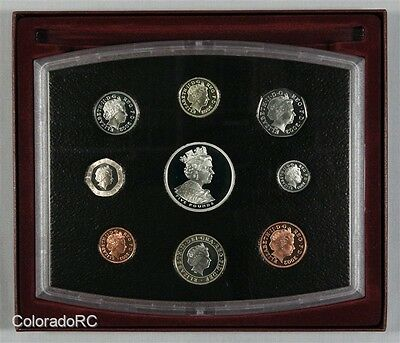 2002 United Kingdom Proof Collection