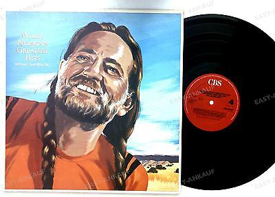 Willie Nelson - Greatest Hits (& Some That Will Be) NL 2LP 1981 FOC //2