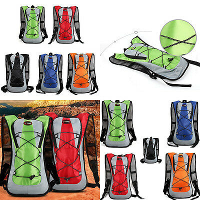 NEW 5L Water Bladder Bag Hydration System Backpack Camelback Pack Hiking Camping