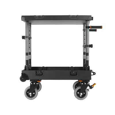 Inovativ Scout 31 EVO Equipment Cart, 400lbs Capacity #SE 031