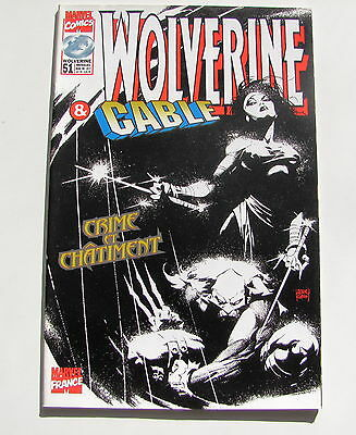 Wolverine  -  N°  51 - Comics -  Marvel France